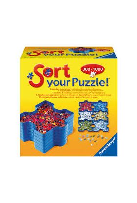 Sort Your Puzzle 300-1000 biter Ravensburger