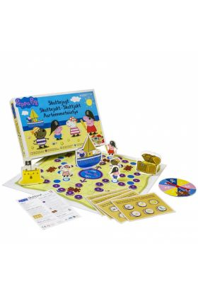 Spill Peppa Pig Treasure Hunt