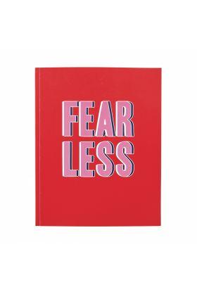 Notatbok Sh 8X10 Fearless