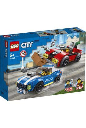 Lego Utrykningspolitiet 60242