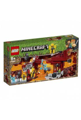 Lego Flammeskrømt-broen 21154