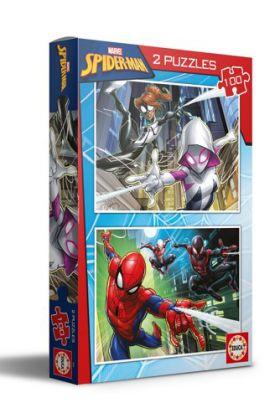 Puslespill Educa 200 Spiderman