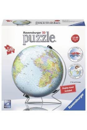 Puslespill Ravensburger 3D Globus 540 biter