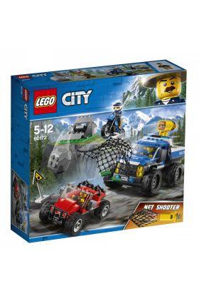 Lego Jakt I Ulendt Terreng 60172