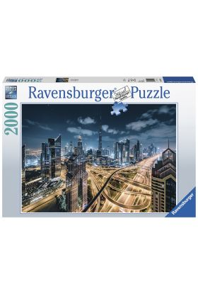 Puslespill Ravensburger 2000 Dubai
