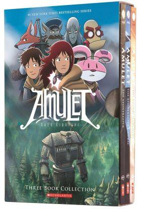 Amulet boxset