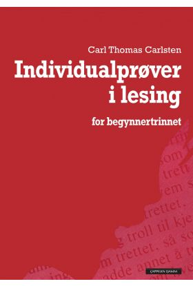 Individualprøver i lesing for begynnertrinnet