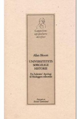 Universitetets sørgelige historie