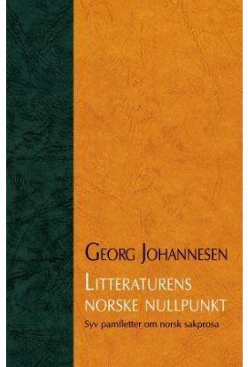 Litteraturens norske nullpunkt