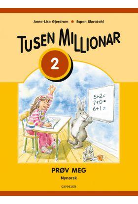 Tusen millionar ny utgåve 2