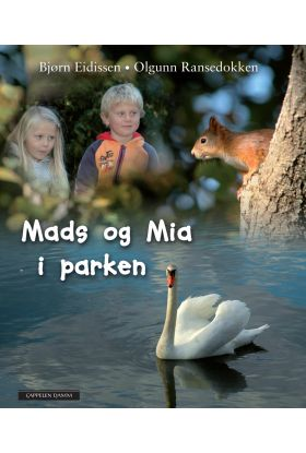 Mads og Mia i parken