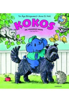 Kokos og vennene hans