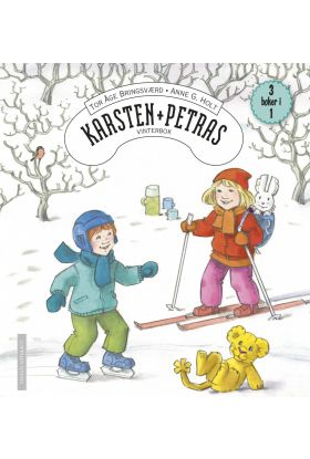 Karsten og Petras vinterbok