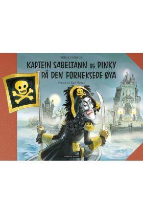 Kaptein Sabeltann og Pinky på den forheksede øya