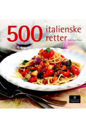 500 italienske retter
