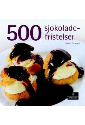 500 sjokoladefristelser