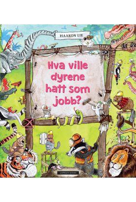 Hva ville dyrene hatt som jobb?
