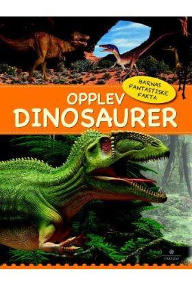 Opplev dinosaurer