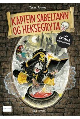 Kaptein Sabeltann og heksegryta