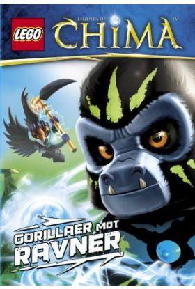 Gorillaer mot ravner