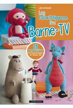 Lag favorittfigurene fra Barne-TV