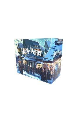 Harry Potter - hele serien samlet