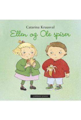Ellen og Ole spiser