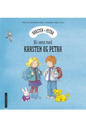 Bli venn med Karsten og Petra
