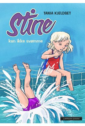Stine kan ikke svømme