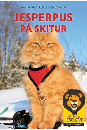 Jesperpus på skitur