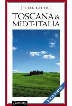 Turen går til Toscana og Midt-Italia