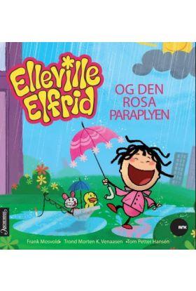 Elleville Elfrid og den rosa paraplyen