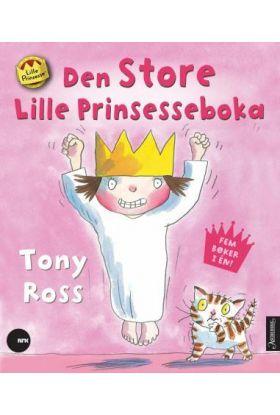 Den store lille prinsesseboka
