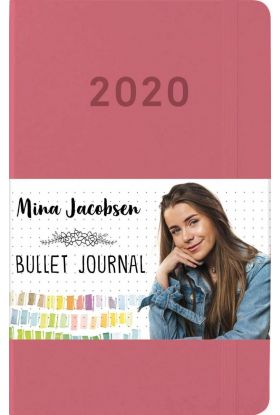 Minas bullet journal - SIGNERT av Mina Jacobsen
