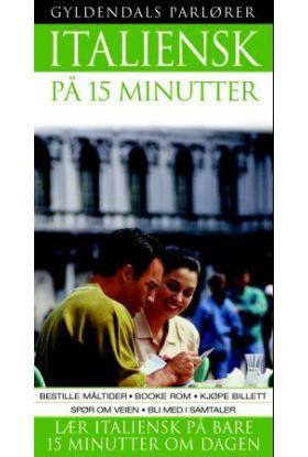 Italiensk på 15 minutter