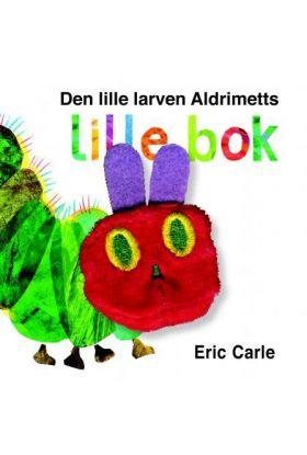 Den lille larven Aldrimetts lille bok