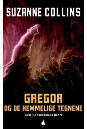 Gregor og de hemmelige tegnene