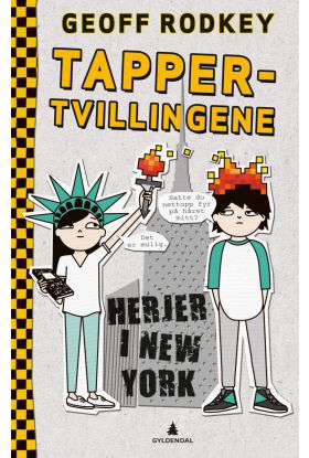 Tapper-tvillingene herjer i New York