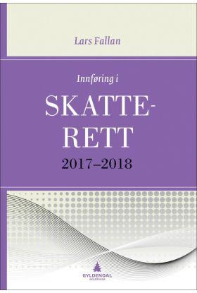 Innføring i skatterett 2017-2018