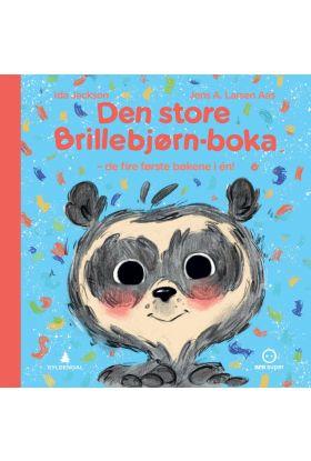 Den store Brillebjørn-boka