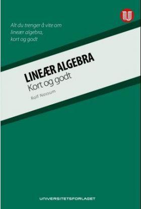 Lineær algebra