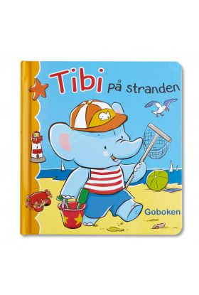 Tibi på stranden