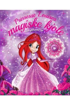 Prinsesse Louises magiske kjole
