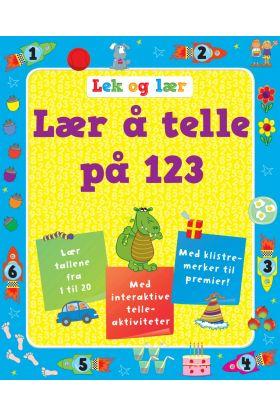 Lær å telle på 123
