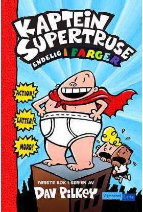 Kaptein Supertruse og de rampete robotene!