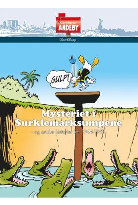 Mysteriet i Surklemarksumpene
