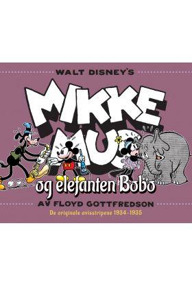 Walt Disney's Mikke Mus og elefanten Bobo