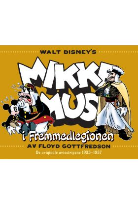 Walt Disney's Mikke Mus i Fremmedlegionen
