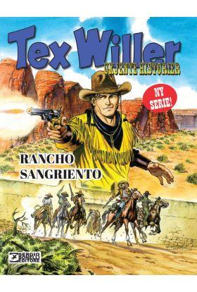 Rancho Sangriento ; Fangene
