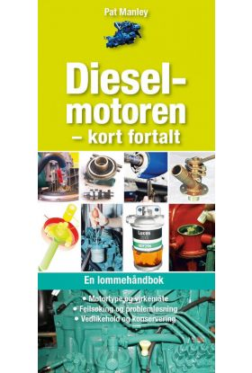 Dieselmotoren - kort fortalt